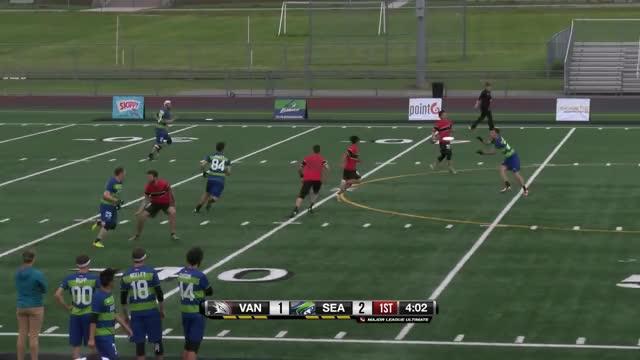 Watch 2016 Week 3 - Vancouver Nighthawks @ Seattle Rainmakers - Full Game GIF by @mlutom on Gfycat. Discover more 4867846031001, hp, van GIFs on Gfycat