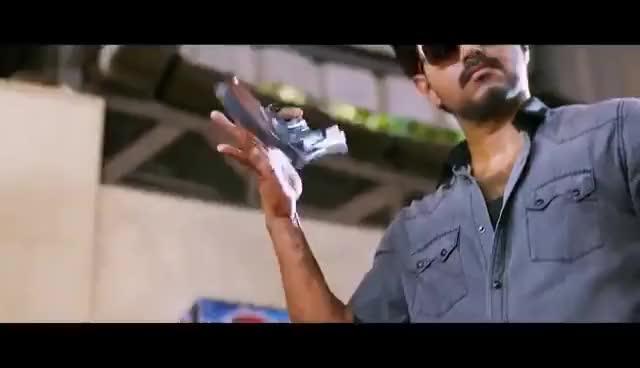 Watch and share Bairavaa Official Trailer | 'Ilayathalapathy' Vijay, Keerthy Suresh | Santhosh Narayanan | Bharathan GIFs on Gfycat