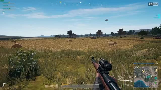 Watch and share Vlc-record-2017-11-14-02h21m57s-PLAYERUNKNOWN GIFs on Gfycat