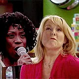 Watch and share Patricia Hodge GIFs and Sarah Hadland GIFs on Gfycat