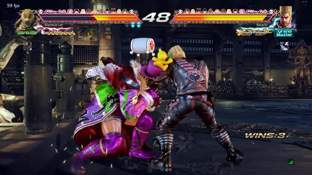 Watch and share Tekken GIFs by warmsie on Gfycat