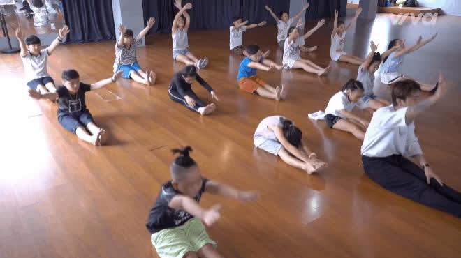 Đột nhập hậu trường luyện tập siêu nhắng nhít của thầy trò Soobin Hoàng Sơn