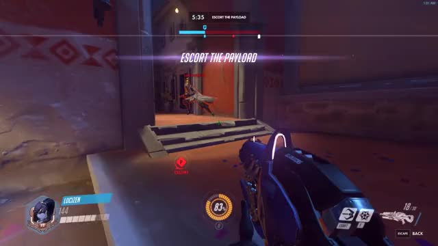 Watch Dorado Triple GIF on Gfycat. Discover more ana, highlight, overwatch, widowmaker GIFs on Gfycat