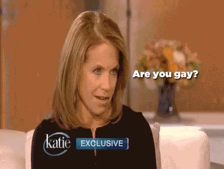 Watch and share How Gay GIFs on Gfycat