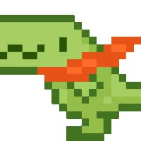Watch and share Cute Dinosaur animated stickers on Gfycat
