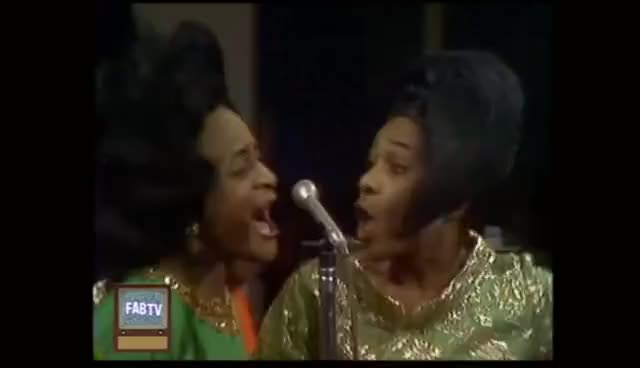 Watch Clara Ward Singers - 1968 GIF on Gfycat. Discover more related GIFs on Gfycat
