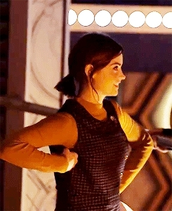dwcastedit, edits: mine, gifs*, god she is so insane gorgeous, jcolemanedit, jenna coleman, jennacoleman*, pcapaldiedit, peter capaldi, truly, Doctor Who - A Look Ahead of Season 9 GIFs