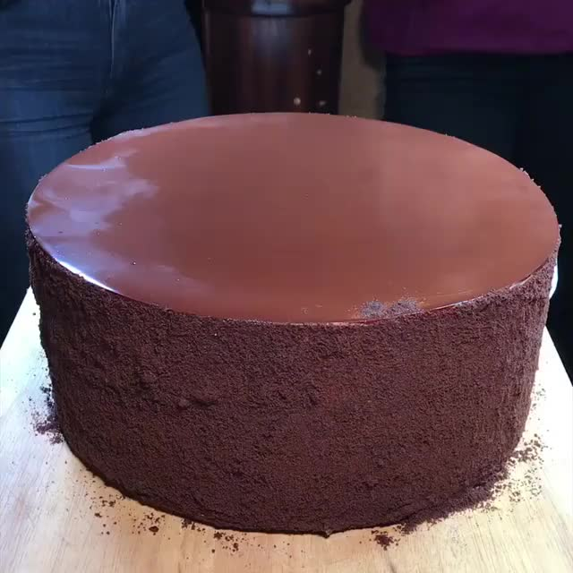 Watch and share 23 Layer Chocolate Cake GIFs by Jackson3OH3 on Gfycat