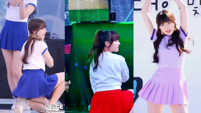 Watch and share Sinb Eunha GIFs and Gfriend GIFs by FIGHTFAN see me on Youtube  on Gfycat