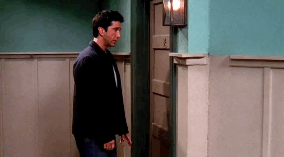 howyoudoin, David Schwimmer is the most talented actor of the gang. (reddit) GIFs
