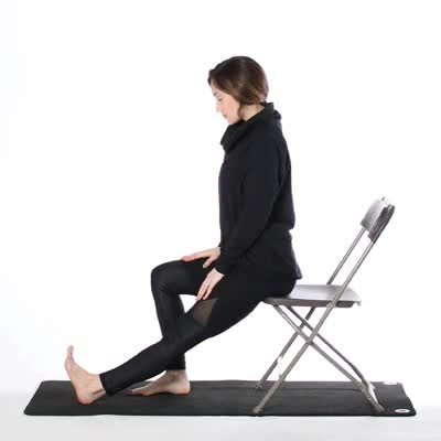 Watch and share 400x400-Single Leg Stretch GIFs by Healthline on Gfycat