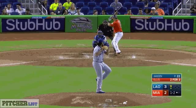 Watch Kenley Jansen FB 7-16-17 GIF on Gfycat. Discover more related GIFs on Gfycat