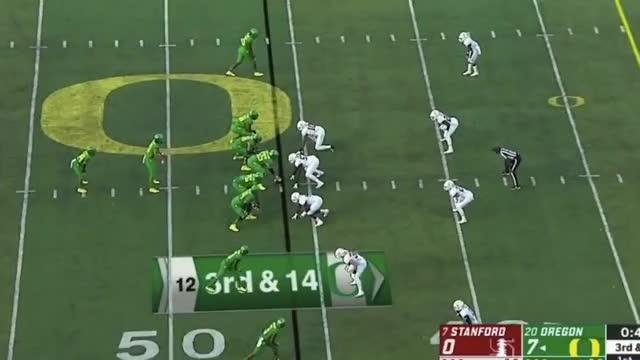 Stanford Vs Oregon Ducks Week 4 Full Game Highlights Gif Find