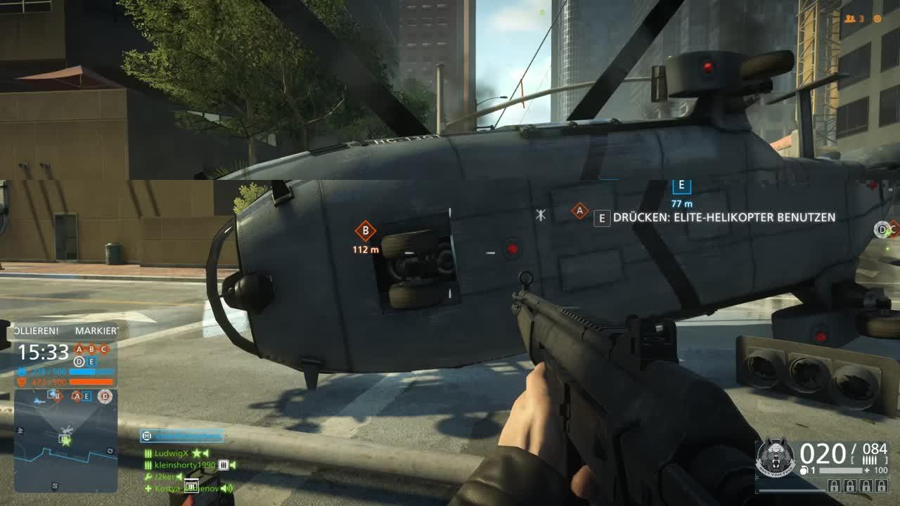 gamephysics, [BF:H] advanced helikopter hit detection (reddit) GIFs