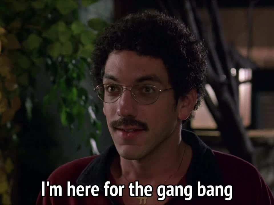 old school, Old School - I'm here for the gang bang GIFs