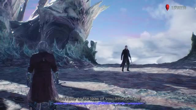 Watch and share Devil May Cry 5 GIFs and Vergil GIFs by quadroxin on Gfycat