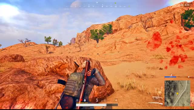 Watch and share Vlc-record-2017-12-28-17h05m32s-PLAYERUNKNOWN GIFs on Gfycat