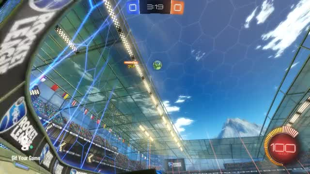 Watch Assist 1: Sicario GIF by Gif Your Game (@gifyourgame) on Gfycat. Discover more Assist, Gif Your Game, GifYourGame, Rocket League, RocketLeague, Sicario GIFs on Gfycat