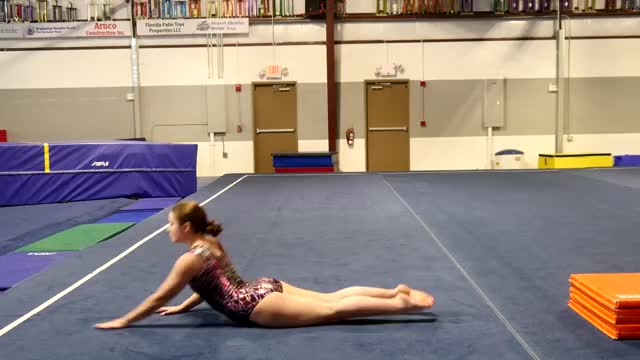 Watch and share Contortion GIFs and Routine GIFs by rachelmariesgg on Gfycat