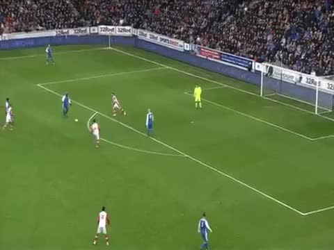 Watch Teddy Sheringham scored this beauty in a charity match today (reddit) GIF by @wazza_ppr on Gfycat. Discover more related GIFs on Gfycat