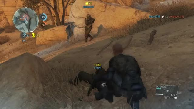 Watch Fighting Till The Very End GIF on Gfycat. Discover more mgo GIFs on Gfycat
