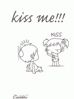 Watch and share Kissme Beijo GIFs on Gfycat