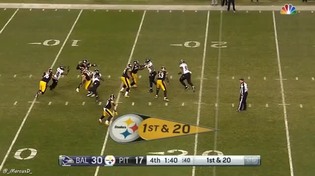 Watch and share Ravens GIFs by MarcusD on Gfycat