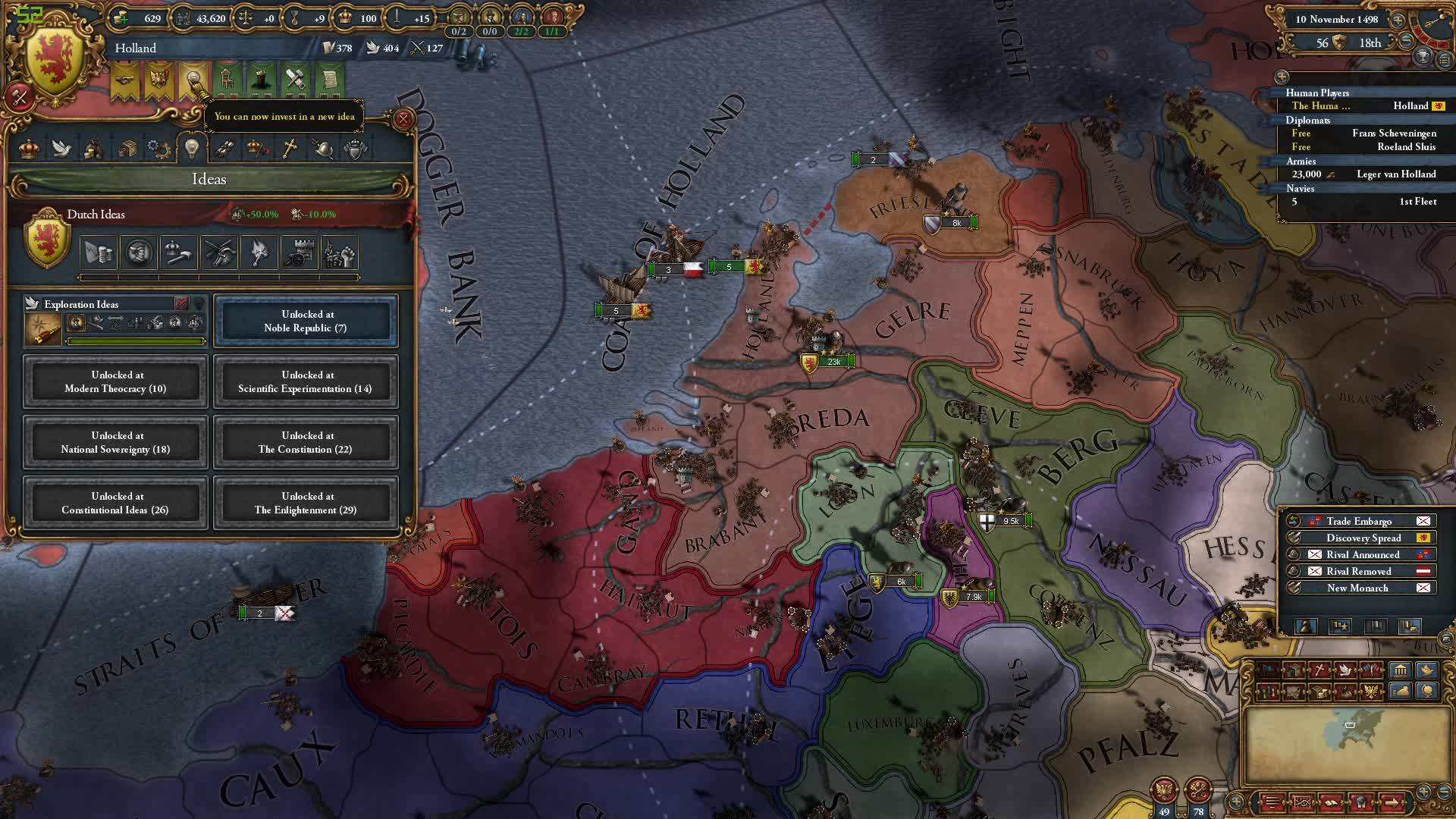 eu4, paradoxplaza, Oh... Guess I'm in a war now GIFs