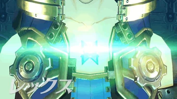Monolithsoft, Nintendo, Pyra, Rex, Xenoblade, Xenoblade Chronicles, Xenoblade Chronicles 2, Xenoblade Chronicles 2 - Rex & Pyra GIFs