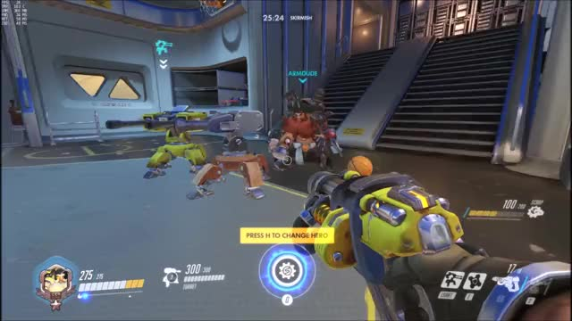 Watch and share Basketball GIFs and Overwatch GIFs by acasualman on Gfycat