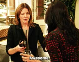 Watch Cougar Town GIF on Gfycat. Discover more related GIFs on Gfycat