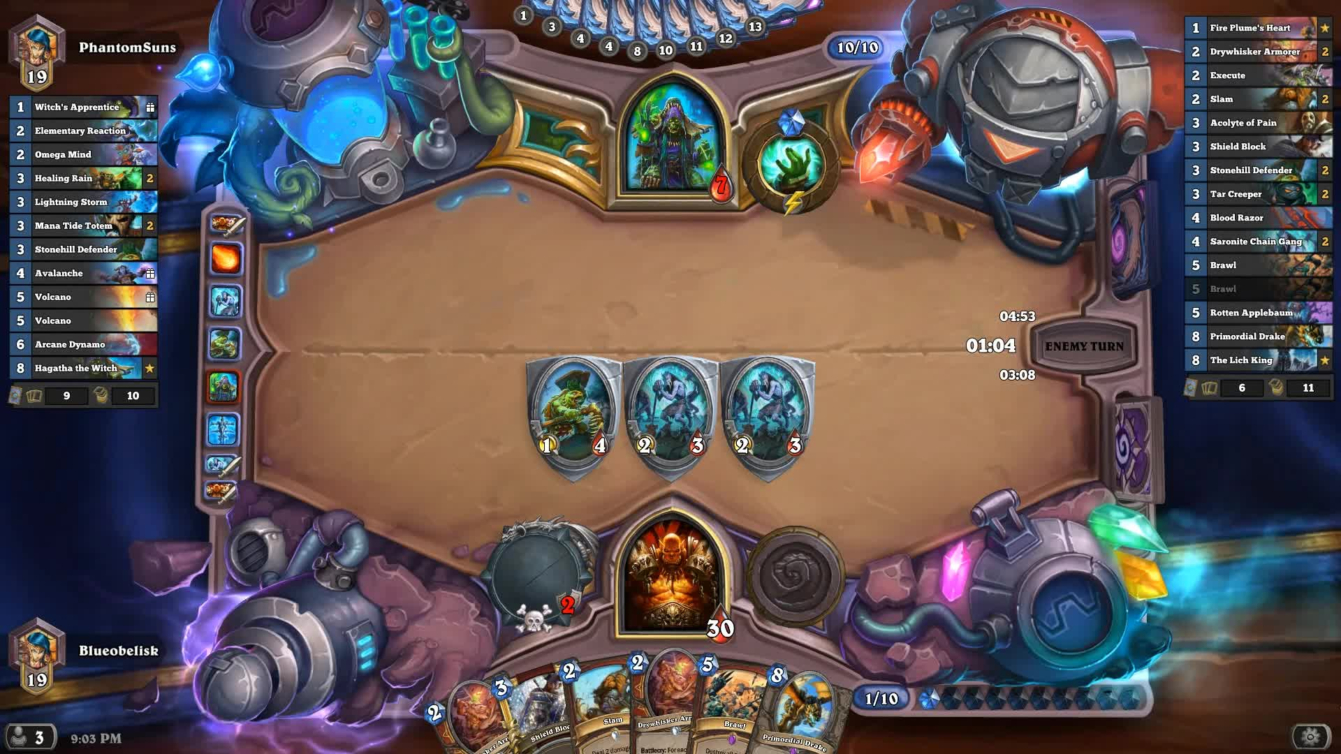 hearthstone, nervous GIFs