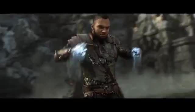 The Elder Scrolls Online: Morrowind - Official TV Spot GIFs