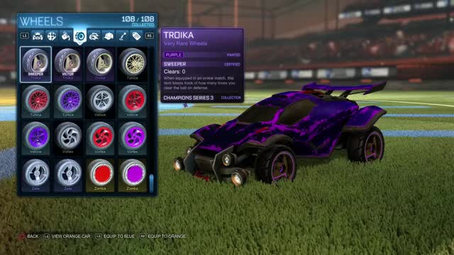 Watch and share Rocket League GIFs and Purple GIFs on Gfycat