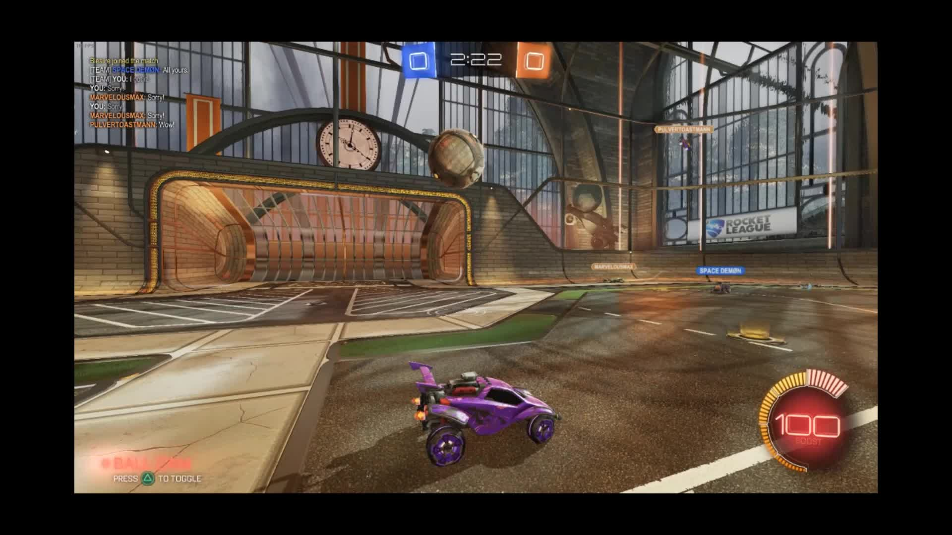RocketLeague, Only if this had ended with a goal... GIFs