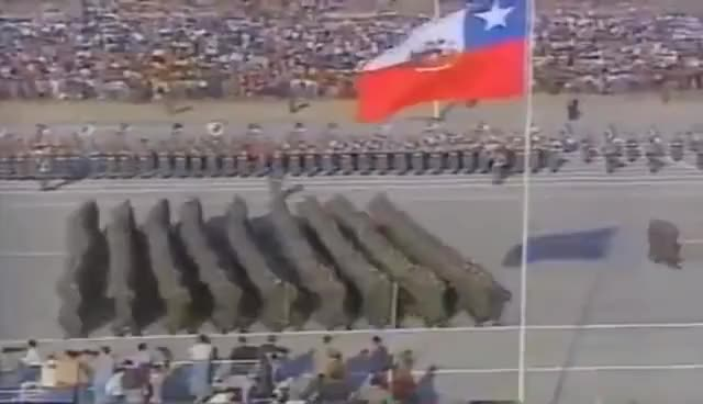 """Watch """"Wehrmacht Style"""" Chile Army - Hell march GIF on Gfycat. Discover more related GIFs on Gfycat"""