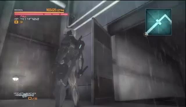 Watch and share Sundowner Boss Fight - Metal Gear Rising: Revengeance GIFs on Gfycat