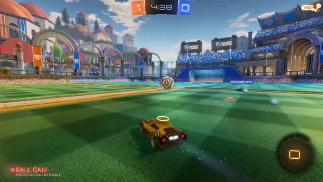 Watch and share Rocket League GIFs by kenny.andrade on Gfycat
