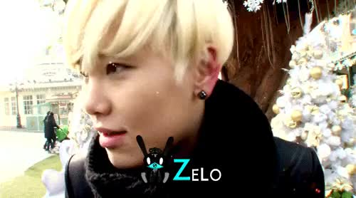 Watch and share Who Loves Zelo GIFs and Warrior Bap GIFs on Gfycat