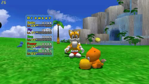 Watch nom nom nom nom nom GIF on Gfycat. Discover more chao, chao garden, drowsey, sonic adventure 2, sonic adventure 2 battle, tails GIFs on Gfycat