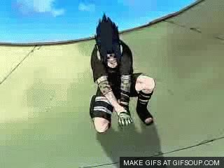 Watch and share Chidori GIFs on Gfycat