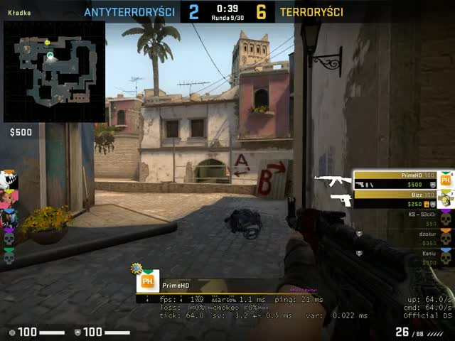 Watch premium GIF by @kurararara on Gfycat. Discover more CS:GO, GlobalOffensive GIFs on Gfycat