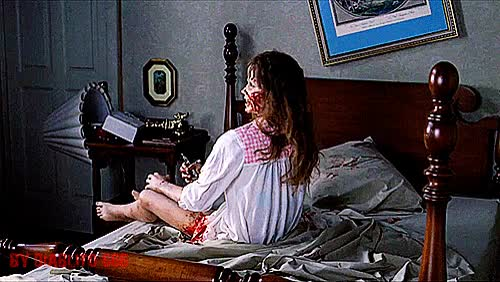 Watch Exorcist GIF on Gfycat. Discover more related GIFs on Gfycat