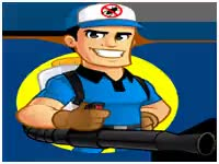 Watch and share Pest Control animated stickers on Gfycat