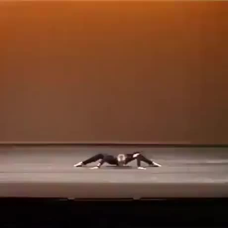 Spider dance - gif