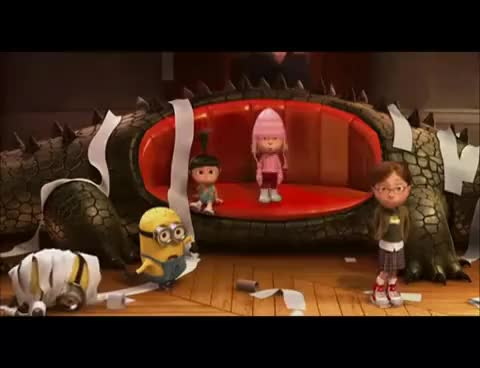 Watch Whaaat!? GIF on Gfycat. Discover more Despicable me GIFs on Gfycat