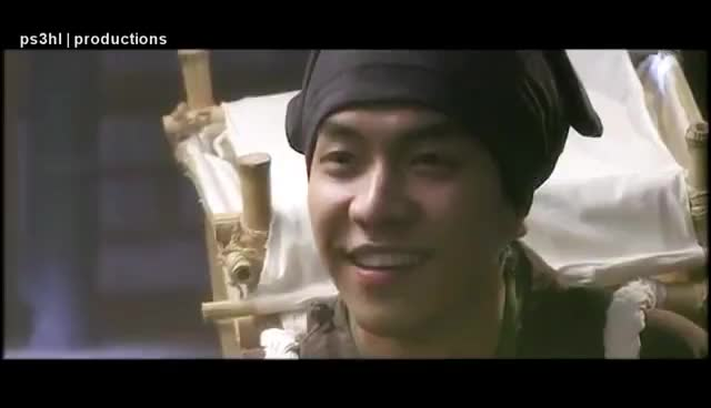 korean drama, lee seung gi, my girlfriend is a gumiho, shin min ah, finger guns GIFs