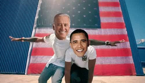 Watch and share Barack Obama GIFs and Joe Biden GIFs on Gfycat