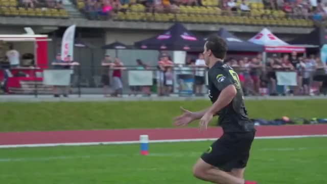 Watch Beau Kittredge Goal GIF by American Ultimate Disc League (@audl) on Gfycat. Discover more related GIFs on Gfycat