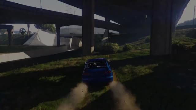 grand theft auto bad driving